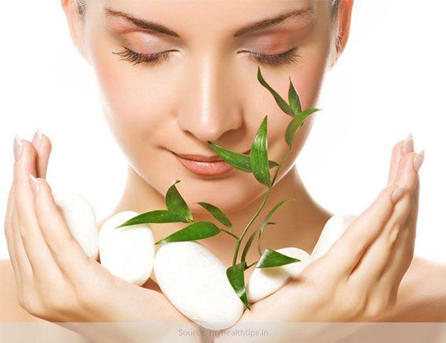 Como se livrar das marcas de pele naturalmente