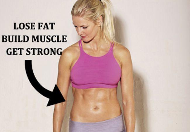 Como perder gordura e manter muscular