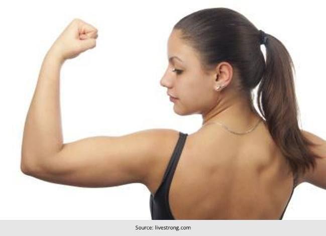 Como perder peso dos braços