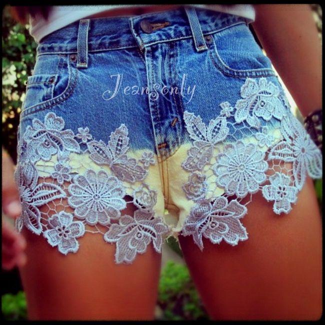 Sassy Shorts
