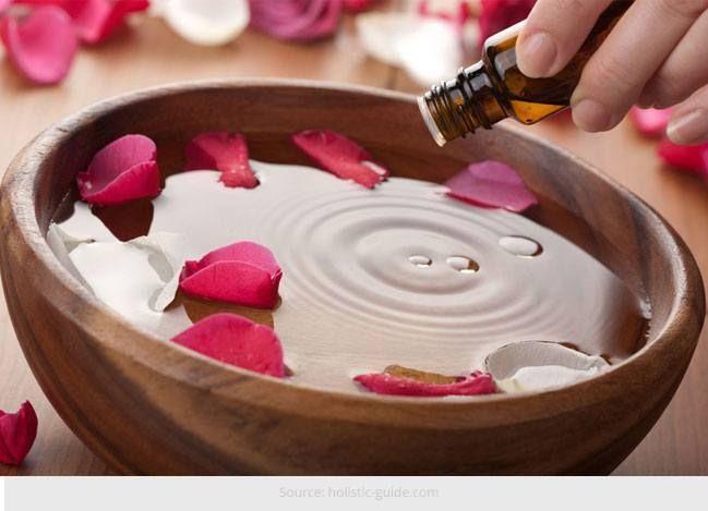 Como misturar óleos essenciais para aromaterapia