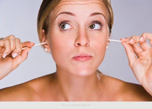 Como remover a cera do ouvido, sem danificar o ouvido
