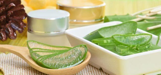Como usar aloe vera para tratar as estrias?