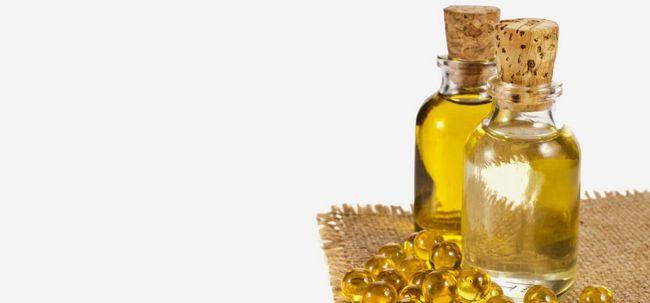 Como usar óleo de peixe para o crescimento do cabelo?
