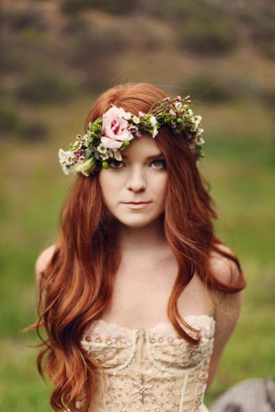 Headband bonito da flor