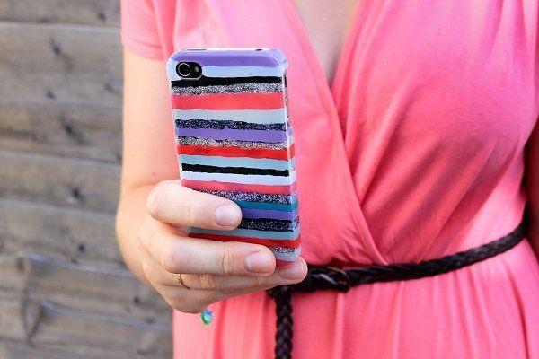 Caso Stripe Telefone