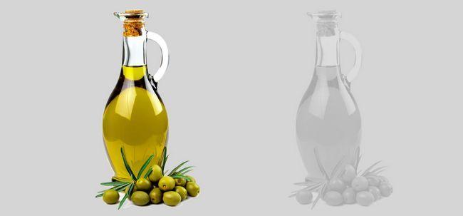 Como usar azeite para combater a pele oleosa?