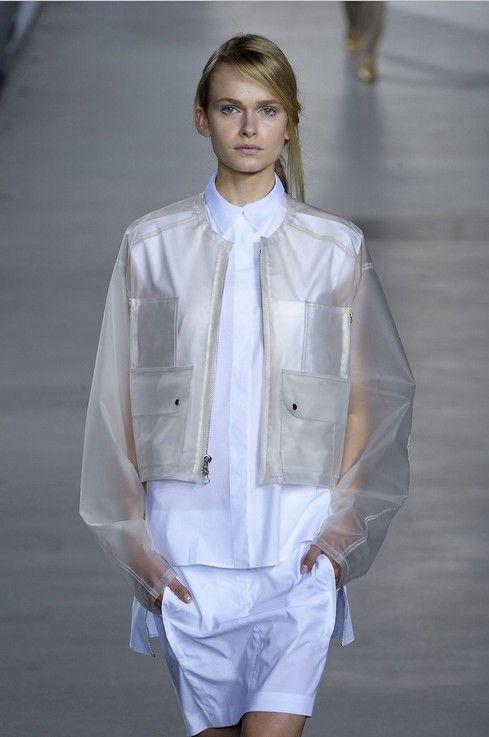 Sporty Fashion Trend, jaqueta de carga à prova de água
