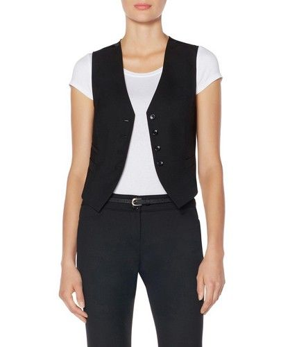 The Limited TUXEDO VEST