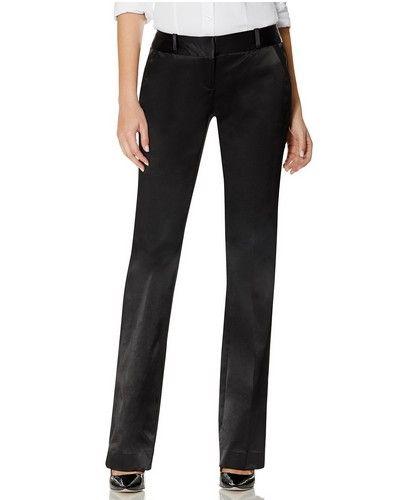 As calças limitada de Drew Tuxedo Stripe Bootcut