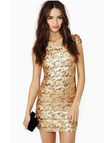 RARE LONDRES lantejoulas Mini-vestido