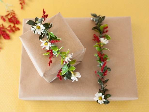 Papel de envolvimento Floral