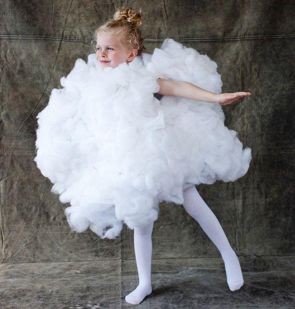 Costume Nuvem DIY