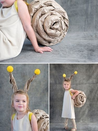 Costume Snail DIY