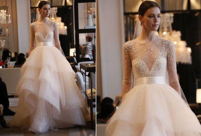 Estilos vestido de casamento