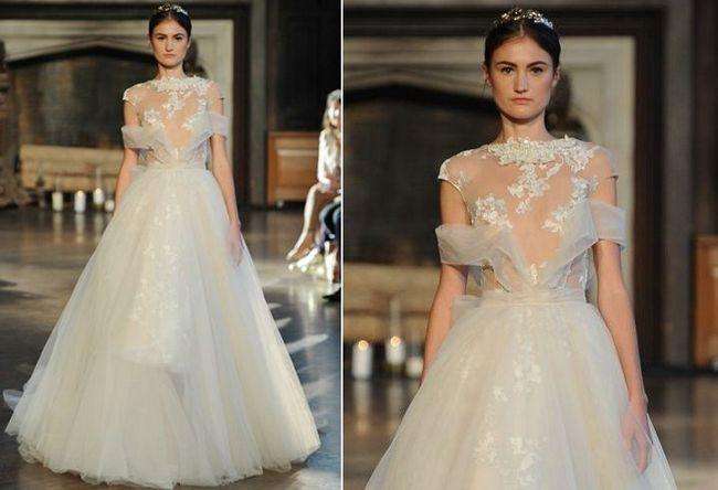 Vestido de Noiva Tendências Para Mulher