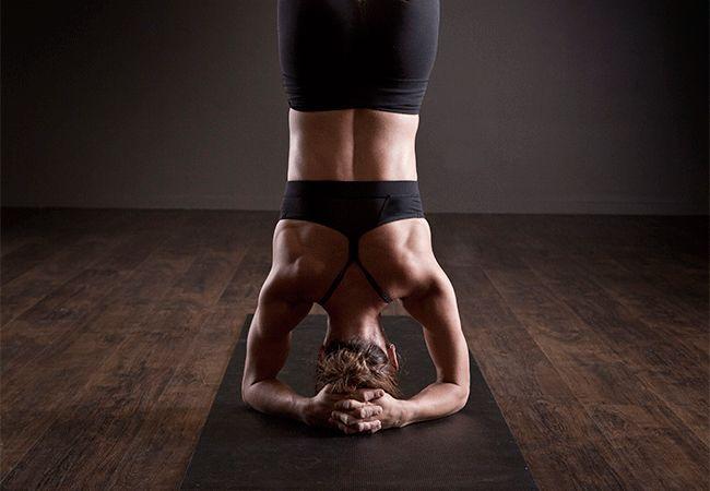 Inversões / headstand