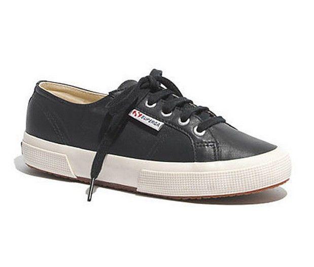 É madewell x superga seu novo sneaker favorito nesta temporada