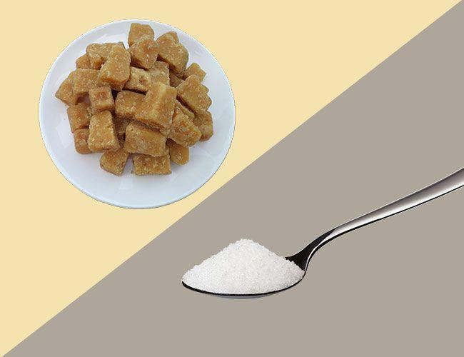 Jaggery melhor do que o açúcar - vamos saber por que!