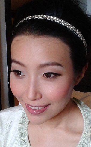 Maquiagem Sobrancelha japonês