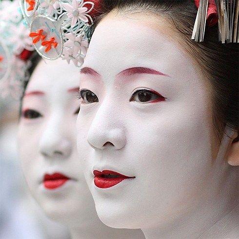 Dicas de maquiagem asiáticos