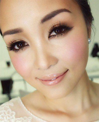 Dicas asiática eyemakeup