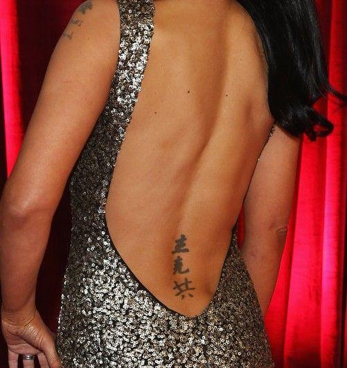 Kym Lomas Tatuagens - rotulação
