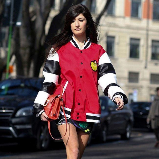 Estilos de rua mais fora da semana da moda de milão