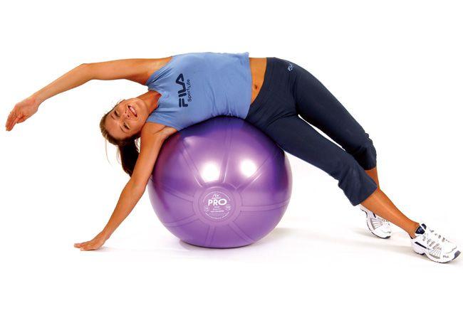 exercício quadrado lombar para suas oblíquos - Mulheres`s Health & Fitness