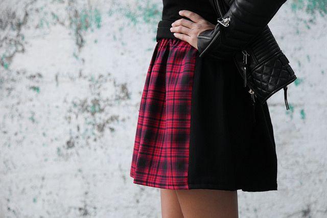 Faça uma saia chique em seu próprio país: projetos de diy