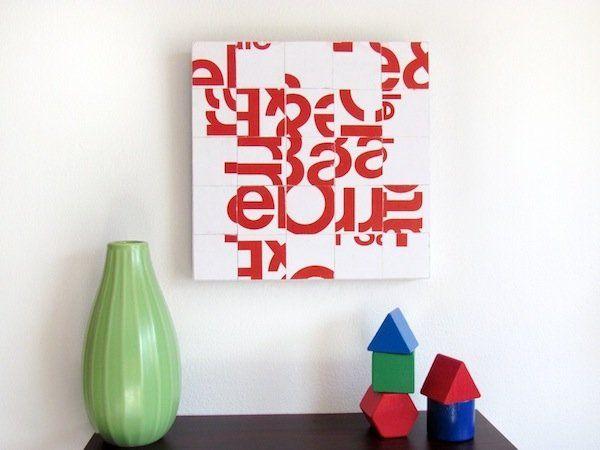 Carta Wall Art