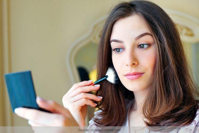 Erros a-ser-noivas muitas vezes fazem: erros de maquiagem para evitar!