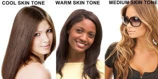 Tons de maquiagem para escolher como por seu tom de pele