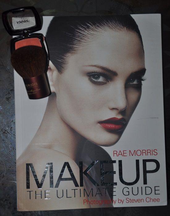 Makeup o melhor guia por rae morris - resenha do livro