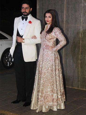 Aishwarya Rai e Abhishek Bachchan