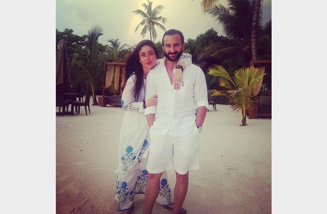 Kareena Kapoor e Saif Ali Khan