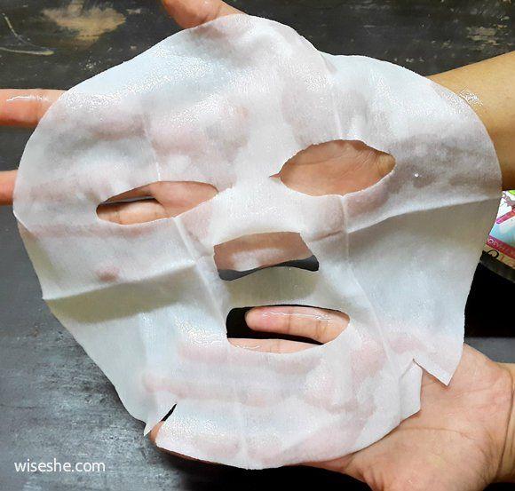Masker Aide Facial Máscara Folha
