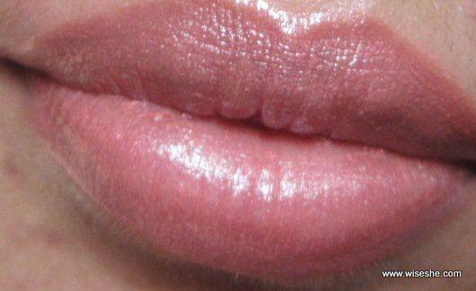 coral maybelline ColorShow lipcolor gelado