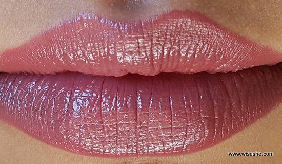 QUEDA Maybelline ColorShow no malva lipswatch