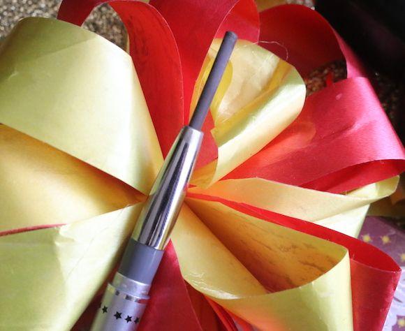 mei-linda-sobrancelha-lápis retrátil com tampa
