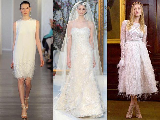 Vestidos de casamento Primavera