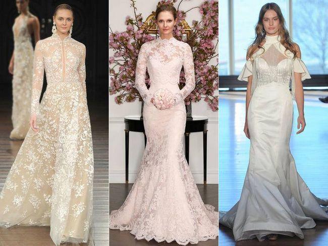 Melhores vestidos de casamento