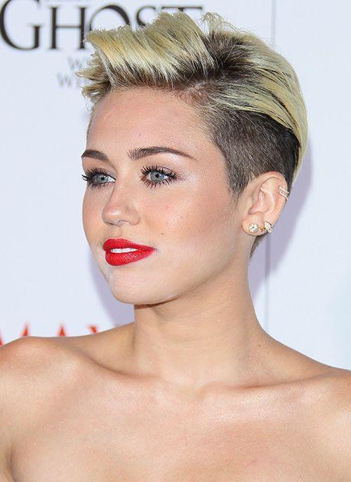 Miley cyrus: 12 penteados impressionantes de qualquer comprimento de cabelo