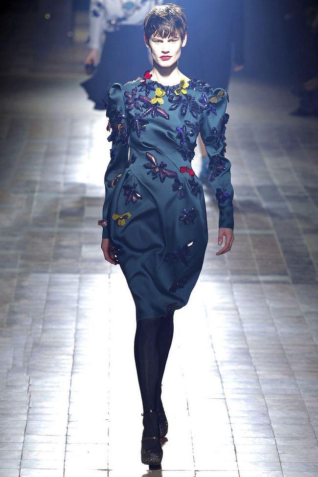 Mini-coleção de outono 2013 ready-to-wear: lavin & alexander mcqueen & chanel