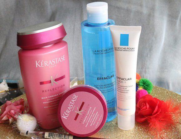 kerastase-and-la-Roche-Posay-skin-e-hair-care-haul