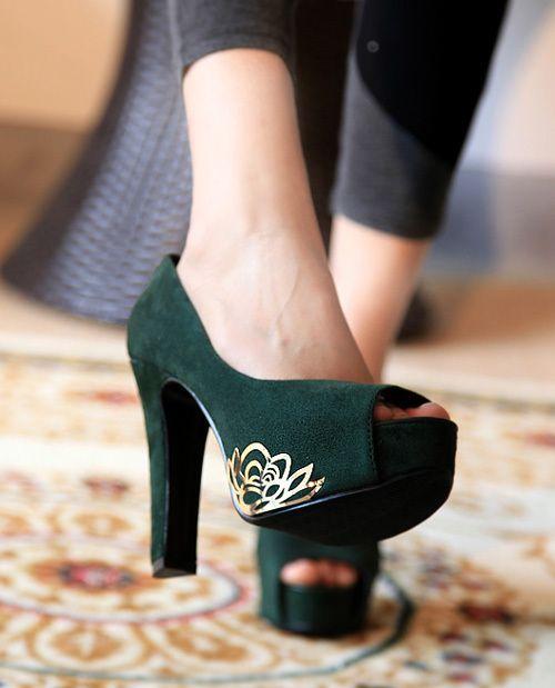 Bombas new peep toe para o verão - sapatos de salto alto da cabeça de estilo de peixes na moda