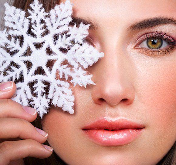 maquiagem no inverno