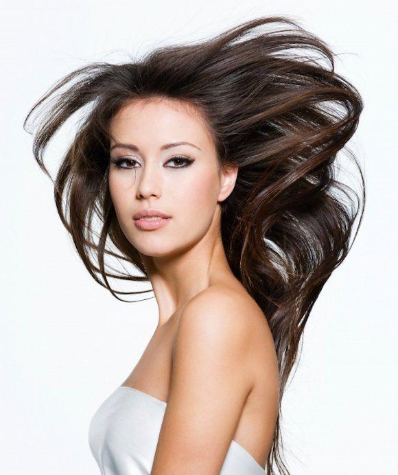 caspa-livre de cabelo