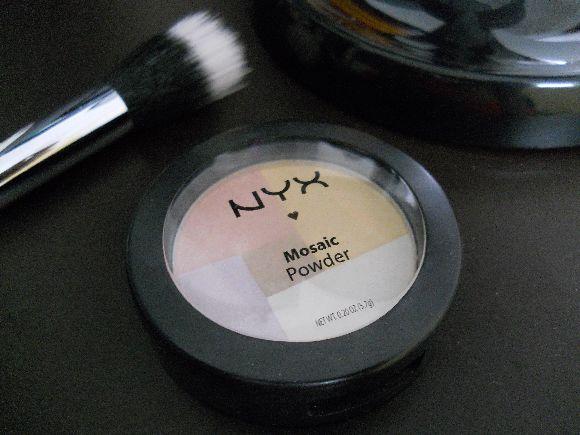 Nyx mosaico pó na avaliação marcador: o melhor produto strobing para a pele oleosa!