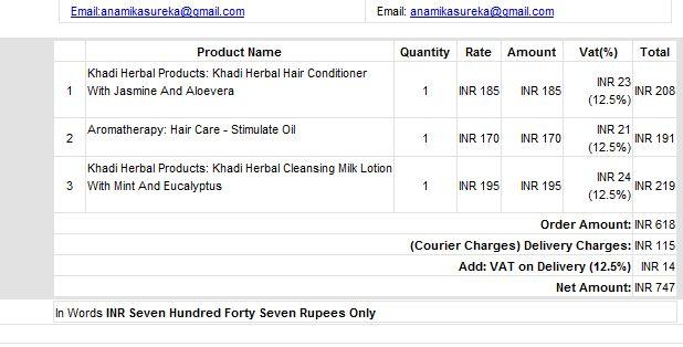 As compras online na índia - a minha experiência com indiayogi.com